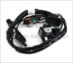 brand new oem driver side front door panel wiring harness 2011 2013  at 2015 F150 Left Rear Door Wire Harness