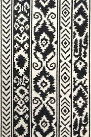 black and white rug patterns. Perfect And Black And White Tribal Rug Best Rugs Images On Patterns   To Black And White Rug Patterns V
