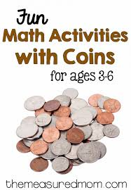 Money math for preschool, kindergarten, and first grade - The ...