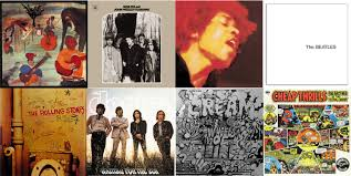 1968 The Year In 50 Classic Rock Albums Best Classic Bands