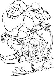 Small Picture Coloring Pages Santa Coloring Pages Download Santa Coloring Pages