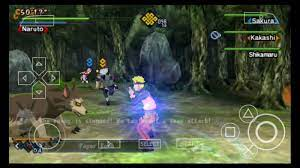 35Mb Only Naruto Kizuna Drive ppsspp Android - AndroidGamer