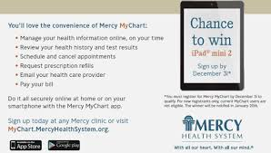 Mercy Medical Center My Chart Rare Mercy Health Online Chart Bon Secours Health System