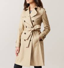 beige saskia trench coat macs coats and jackets