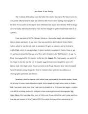 advertisement analysis essay kaitlyn rial a the art of  4 pages creativity essay