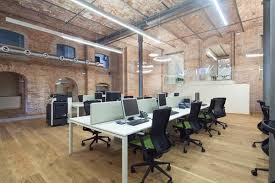 open layout office. 20 Aug Is Open-plan Office Space Right For Your Business? Open Layout