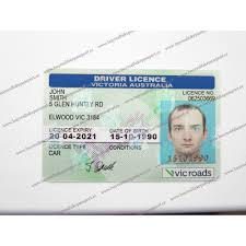Novelty Sale Of Australia For Original Drivers Buy Australian Licence Fake License Online Driving Driver's Real License Online