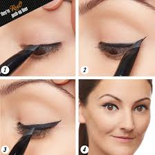 benefits they re real gel eyeliner the tip off the clic cat eye
