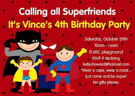 superheroes birthday party invitations superhero birthday party invitations