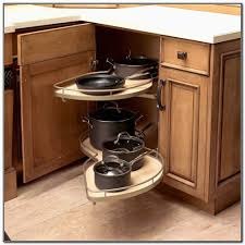 Corner Cabinet Lazy Susan Alternative Satisfying Kitchen Cabinet
