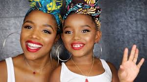 these adorable mother daughter makeup tutorials will make you smile abc news