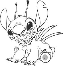Adult Stitch Coloring Pages Stitch Coloring Pages Print Cute Stitch