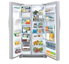 refrigerator racks. ft. counter-depth side-by-side refrigerator stainless steel-fghc2331pf racks
