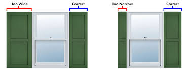 exterior shutters for windows pictures. are your shutters too wide or narrow? exterior for windows pictures
