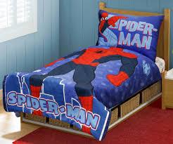 spider man spiderman bedding as tv bed