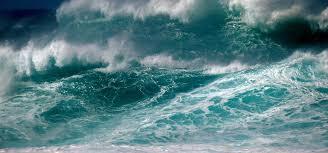 Ocean Wave Background Ocean Sea Water Wave Background Beach Waves Marine Background