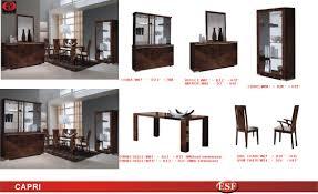 dining room furniture. Capri Dining Room 3 Furniture