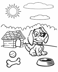 Small Picture Dog Coloring Page Omalovnky Pinterest Coloring Pages Free Coloring