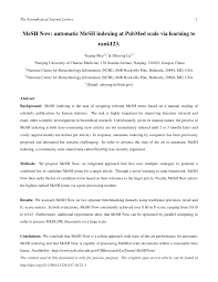 Niscair Publications Indian Journal Of Radio Space Physics