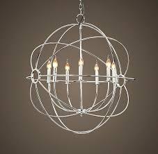 exotic foucault orb chandelier stylish chrome orb chandelier iron orb chandelier polished nickel medium aw foucault exotic foucault orb chandelier