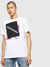 <b>Mens T</b>-<b>shirts</b>: logo, graphics   Diesel Online Store US