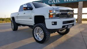 All Chevy chevy 2500hd high country : Chevrolet Silverado 2500 HD Gallery - American Force Wheels
