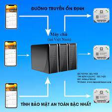 Công tắc Wifi Lahu 4 kênh Việt Nam - Thiết bị nhà thông minh Nhãn hàng  HUNONIC