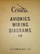 cessna avionics nav coms ebay cessna 300 nav comm wiring diagram at Cessna 300 Nav Comm Wiring Diagram
