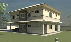 Modern double storey house designs view gallery 21 photos