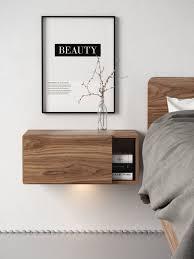 Walnut bedroom on Behance