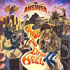 The <b>Answer</b> - <b>Raise</b> A Little Hell - Amazon.com Music