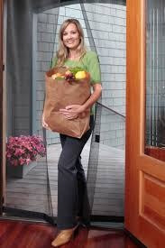 let fresh air in keep bugs out bug off instant screen door