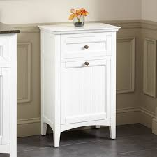 Image of: Small Pull out Laundry Hamper