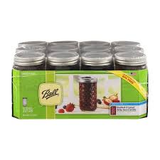 Ball Quilted Crystal Jelly Jars - Walmart.com & Ball Quilted Crystal Jelly Jars Adamdwight.com
