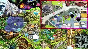 Star Fox Mechanic World Of Light Super Smash Bros Transport Spirit Location Guide Map