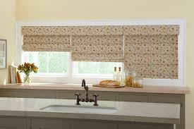 Kitchen Shades Roman Shades For Kitchen Windows 145 Photos Best In Roman Shades