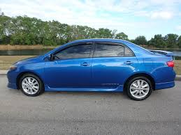 2010 Used Toyota Corolla 4dr Sedan Automatic S at Central Florida ...