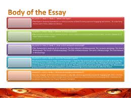 a formula for structuring and layering an essay  essay 6