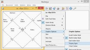 Free Birth Chart East Indian Style 8 Best Free Kundli Maker Software For Windows