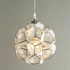 capiz pendant light shell flower pendant light brand new capiz shell pendant light australia