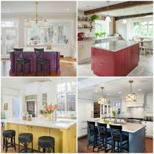 painted kitchen islandsFreshDirect  Why Painted Kitchen Islands Are Trending from Houzz