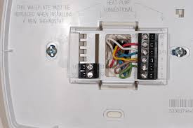 wiring a thermostat visionpro th thu attached images