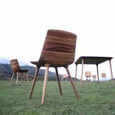 plastic metal chairs. Scandinavian Design Chair / Plastic Metal Solid Wood - SE_GO By Salih Teskeredžić Chairs