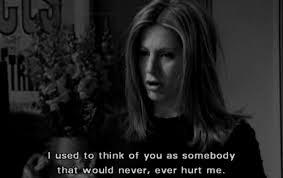 love sad quotes movies hurt Jennifer Aniston heartbreak silly-luv • via Relatably.com
