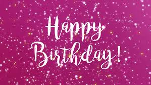 Sparkly Happy Birthday Greeting Card Stock Footage Video 100 Royalty Free 26687311 Shutterstock