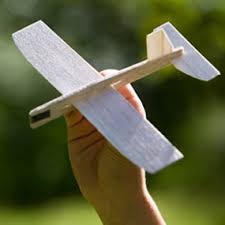 Image result for balsa wood airplane