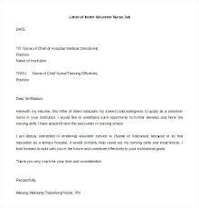 Cover Letter For Nurse Job Application Letter For School Nurse Job