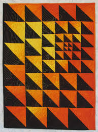 Brookshier Design Studio Fiber Antics By Veronica Radiant Triangles