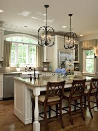 Lighting For Kitchen Table Kitchen Kitchen Peninsula Pendant Lighting Design Ideas With