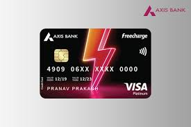 Payment through neft make the payments due on your icici bank credit card through national electronic funds transfer (neft). Axis Bank Launches Freecharge Plus Credit Card Review Cardinfo